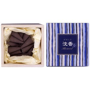 Nihon Kodo Kayuragi Incense Corn Type 12pcs - Junkou