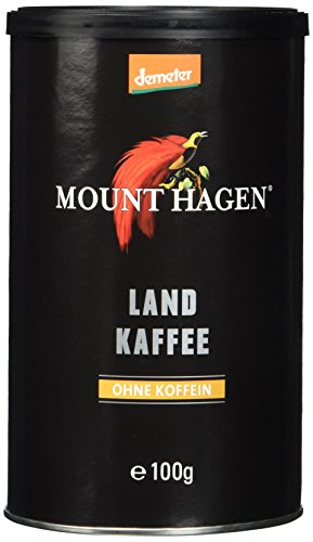 Mount Hagen Landkaffee demeter (1 x 100 g)