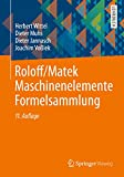 Formelsammlung Roloff Matek