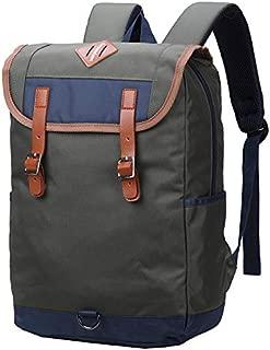 Daypack Vintage Laptop Backpack for Women Men,School College Backpack Fashion Backpack Notebook