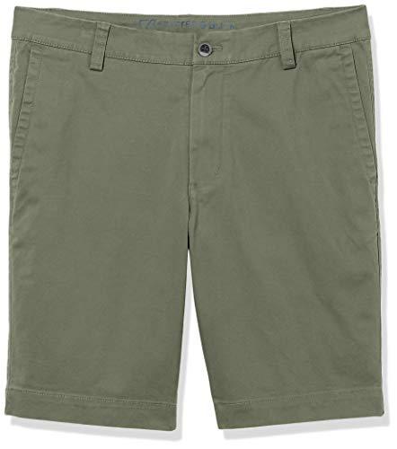 Cutter Herren Cutter & Buck Men's Voyager Chino, Caper Green, 35 Golf-Shorts, 51