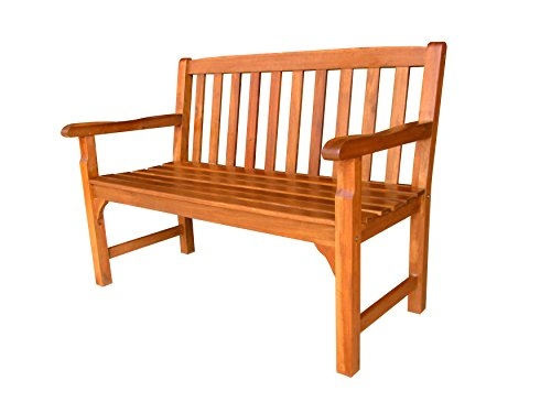 Simply Wood Jubilee Wooden Garden Bench 4ft (2 Seater) - SALE!!! SALE!!! SALE!!!