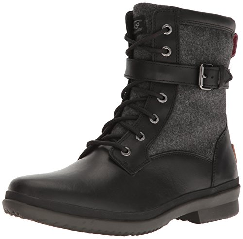 UGG Women's Kesey Boot, Black, 9