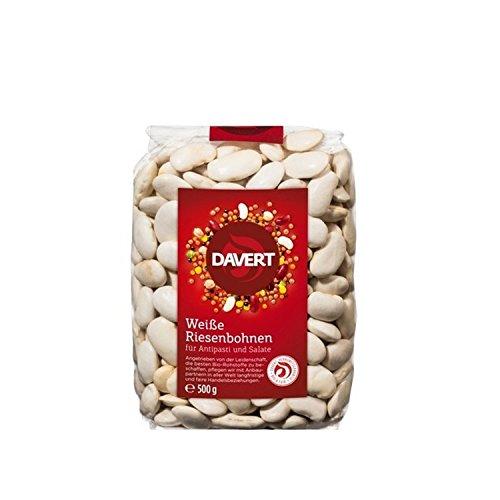 Davert Bio Weiße Riesenbohnen (1 x 500 gr)