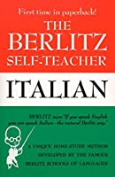 The Berlitz Self-Teacher -- Italian: A Unique Home-Study Method Developed by the Famous Berlitz Schools of Language (Berlitz Self-Teachers)