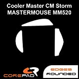 Corepad Skatez PRO 127 Ersatz Mausfüße Replacement Mouse Feet Cooler Master CM MasterMouse MM520