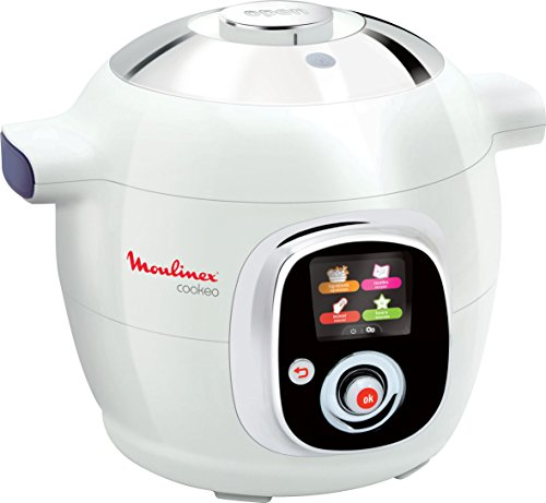 Moulinex Cookeo CE705100 Intelligente multikoker met deksel, wit