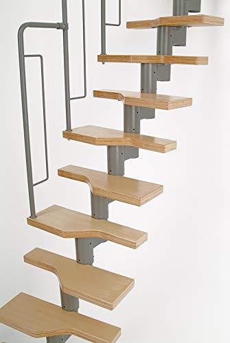 Dolle Graz Modular Escaleras – Stairway Kit 12 peldaños 9