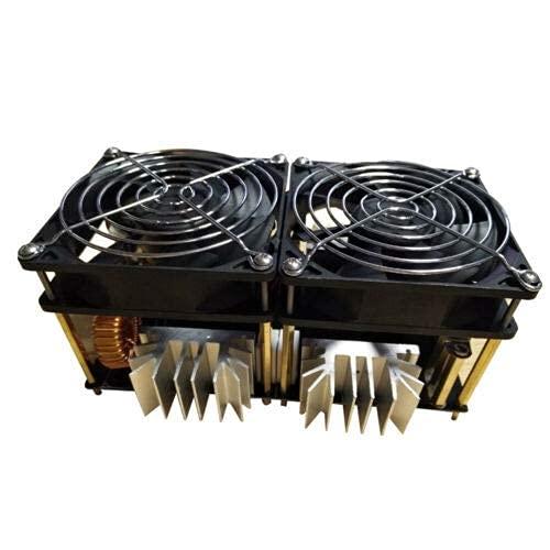 ZVS Flyback Driver Heater - Placa de inducción (1800 W, tubo de cobre)
