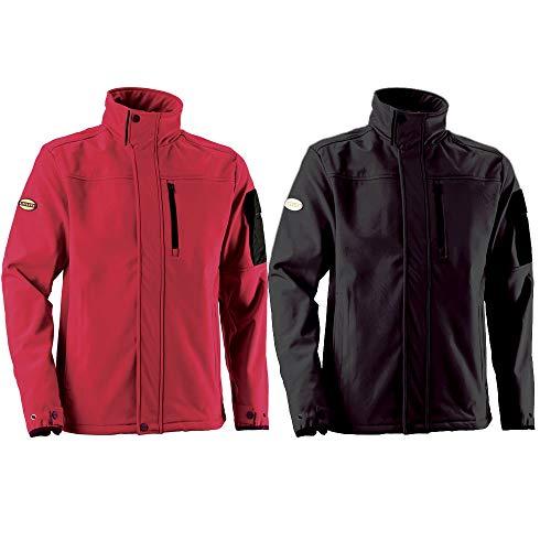 Giacca Uomo Alpine Diadora Colore Rosso Taglia L