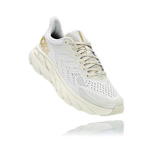 HOKA ONE ONE Sneaker Clifton 7 Elfenbein, Größe UK 6