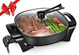 Best Electric Fry Pans - Electric Skillet Multifunction Electric Frying Pan, 12'' Ultra Review