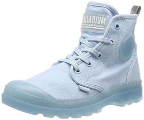 Palladium Damen Pampalicious W Hohe Sneaker, Blau (Bleu Starlight Blue L54), 41 EU