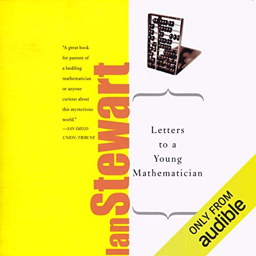 Letters to a Young Mathematician Audiobook By Ian Stewart cover art