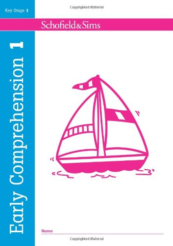 Early Comprehension Book 1: KS1, Ages 5-7