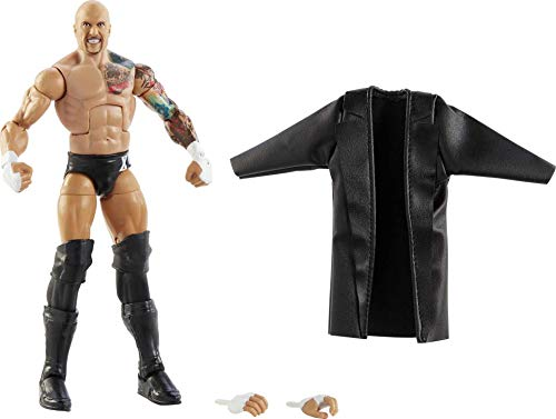 WWE Karrion Kross Elite Collection Action Figure, 6-in/15.24-cm Posable Collectible Gift for WWE Fans Ages 8 Years Old & Up