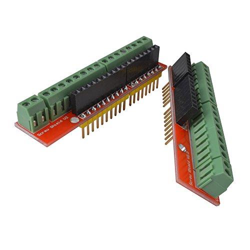 Kuman Screw Shield Expansion Board fur Arduino Uno R3KY022