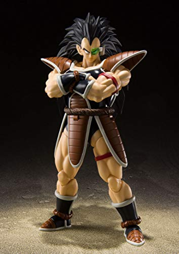 Raditz (Dragon Ball Z) S.H. Figuarts Bandai Action Figure