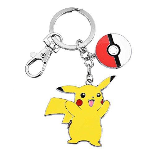 Nina Selles® Pokemon Pikachu – Schlüsselanhänger NS501794