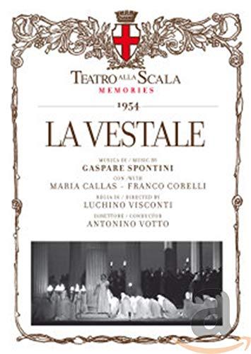 La Vestale- Votto-Callas,Corelli