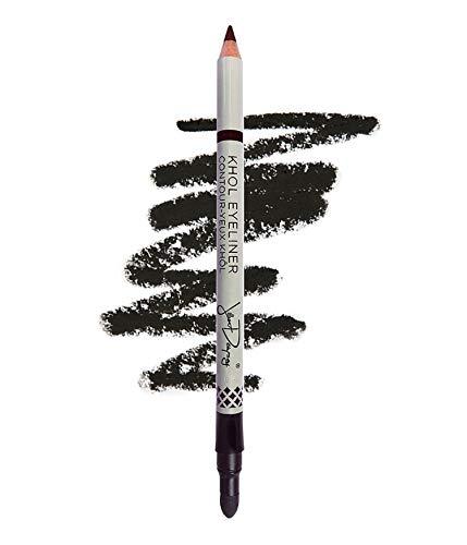 Jillian Dempsey Natural Kôhl Eyeliner - Cruelty-Free Waterproof Eyeliner Pencil with Built-in Smudger
