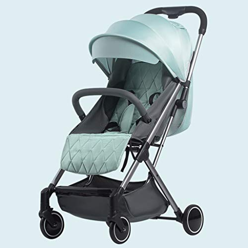 Why Should You Buy JIAX Baby Stroller, Convertible Reclining Stroller, Foldable and Portable Pram Ca...