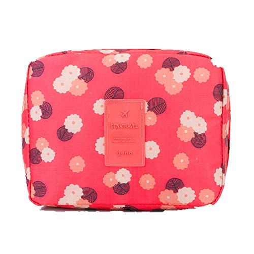 Boîte cosmétique Multicolore Nouveau Sac cosmétique féminin Sac à Main de Stockage de Grande capacité féminin Trousse de Toilette de Voyage