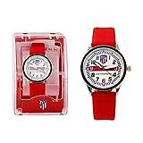 Seva Import Reloj AT.MADRID 4901184 Rojo