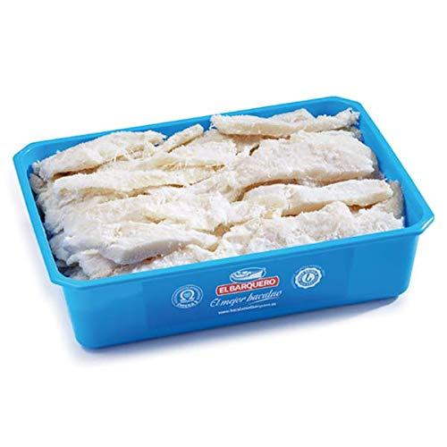 Desmigado extra de Bacalao Salado (Bandeja de 2Kg)