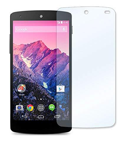 EM01L Nexus 5 強化ガラス 液晶 保護 フィルム 2.5D 硬度9H ラウンドエッジ加工