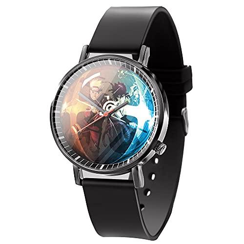 Ojos de Relojes Narutowrist, Unisex como un Buen Regalo.-B