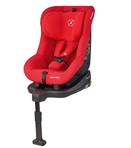Maxi-Cosi TobiFix - Seggiolino auto per bambini con Isofix e cinque comode posizioni di seduta e sdraiata, gruppo 1 seggiolino auto, utilizzabile...