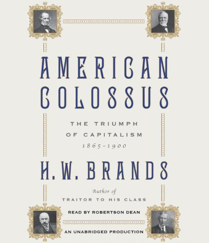 『American Colossus』のカバーアート