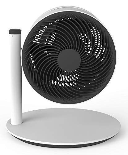 Boneco F210 Air Shower Floor Fan with 3 speeds - with 270 Degrees and up Down tilt