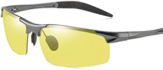 Night And Day Vision Polarized Goggles Sunglasses Outdoor Sport Eyewear for Men