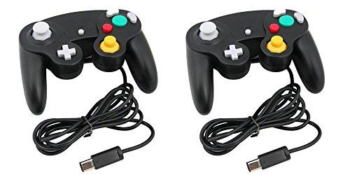 Kabalo 2 x filaire Gamepad Joypad Contrôleur de jeu pour Nintendo Gamecube / Wii Console [2 x Wired Gamepad Joypad Gaming Controller for Nintendo Gamecube / Wii Console]