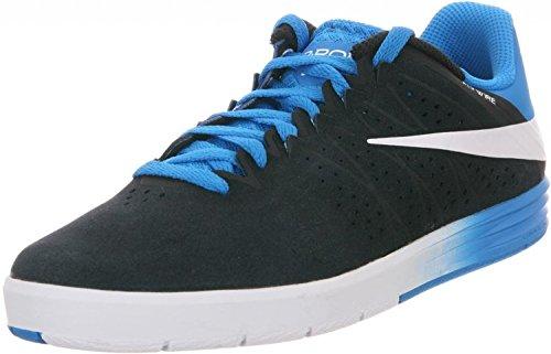 Nike Paul Rodriguez CTD SB Skater Zapatillas, Hombre, 654863-014, Nero Black White Photo Blue, 11.5