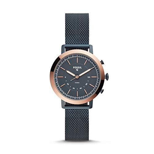 Fossil Smartwatch Donna con Cinturino in Acciaio Inox FTW5031