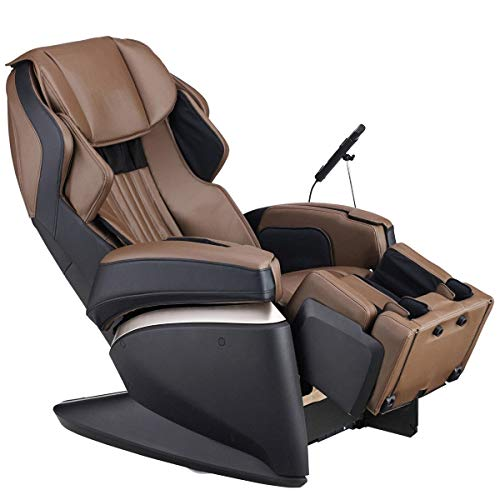 Review Osaki OS-JP Pro Premium 4S Massage Chair w/White Glove Delivery (Brown) - Floor Model