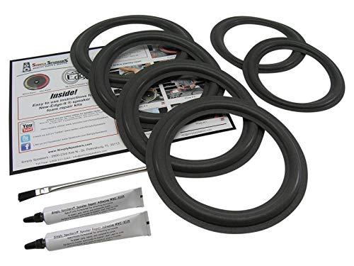 Boston Acoustics A-400 Complete System Speaker Repair Kit FSK-A400