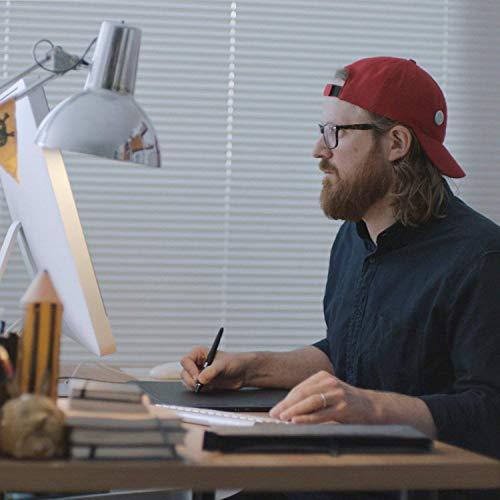 『ワコム ペンタブレット ペンタブ Wacom Intuos Pro Mサイズ 2017年 ペン入力 板タブ Wacom Pro Pen 2 付属 Windows Mac 対応 PTH-660/K0』の6枚目の画像