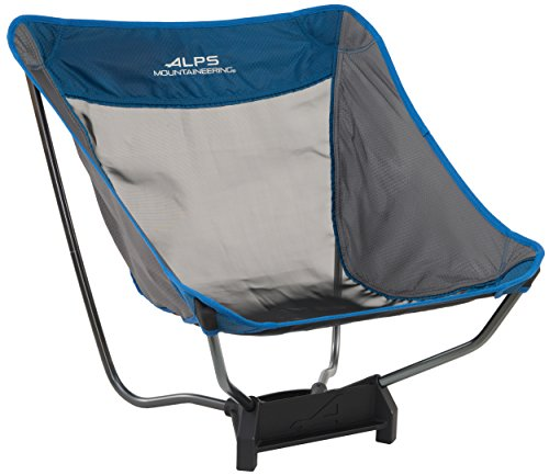 ALPS Mountaineering Ready Lite Low Chair front view.