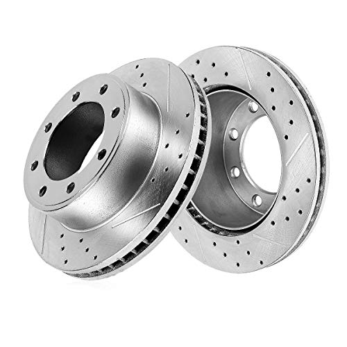 Callahan CDS03969 FRONT 355mm Drilled & Slotted 8...