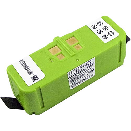 Replacement Battery for IROBOT Roomba 677 Roomba 681 Roomba 691 Roomba 696 Roomba 891 Roomba 896 Roomba 965 4374392 4376392 4462425 4502233