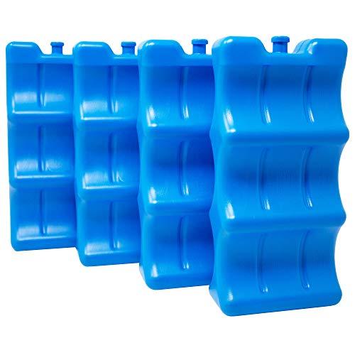 ToCi Flessen koelelement | Blauwe koelelementen voor de koeltas koelbox