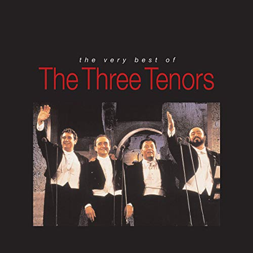The Best Of The 3 Tenors  (+ Dvd) S & V