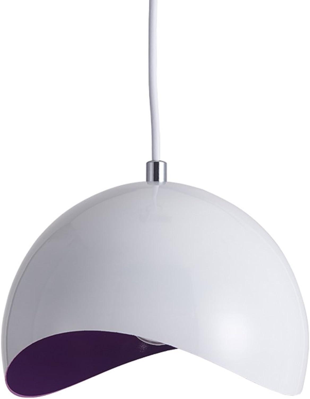 Kronleuchter Kreative Einfache Restaurant Esstisch Modern Cafe Büro Einkpfige Esszimmer Art (Farbe   4, gre   20  16cm)