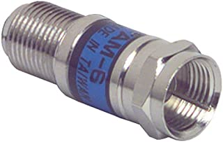 Parts Express In-Line Coax Cable TV Signal Attenuator 6 dB
