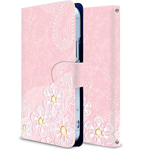 iitrust arrows 5G F-51A Case Folio Stand Function with Card Holder PU Leather Pink AF51A-Y01-AV3