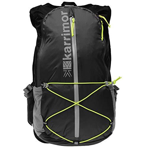 【Karrimor/カリマー】 リュック メンズ ランニング 15L 旅行 アウトドア X Lite 15L Running Backpack ブラック